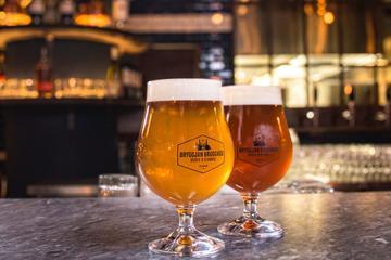 Bryggjan Brugghús Craft Beer Tour