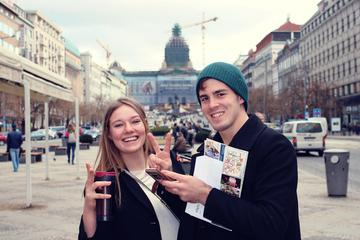 Prague Quest-Tour - A Historical Treasure Hunt
