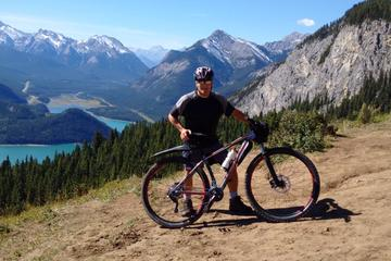 Calgary and Banff Mountain Biking...