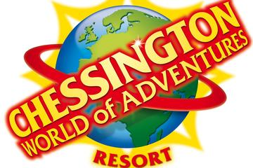 Eintrittskarte Chessington World of Adventures Resort mit Meal Deal
