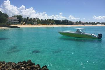 Private Charter from St Martin to St...