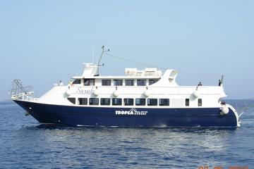 Aeolian Islands 1 day mini cruise from Tropea