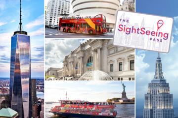 Sightseeing Flex Pass New York City