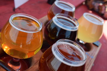 Brewery Tour - Exploring Boerne