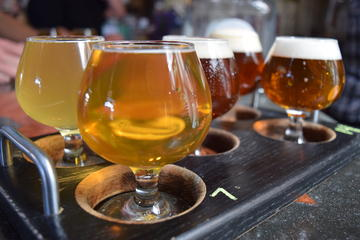 Brewery Tour - Exploring New Braunfels and Seguin