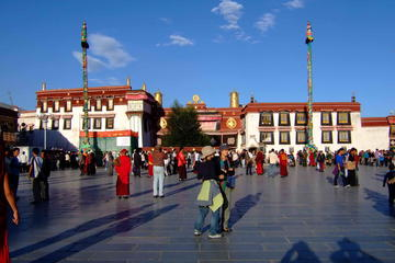 6 Days Mystical Tours Lhasa- Gyantse- Shigatse