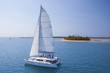 Aquarius Luxury Sailing to Low Isles from Port Douglas