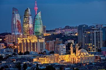 One week around Azerbaijan - Baku and