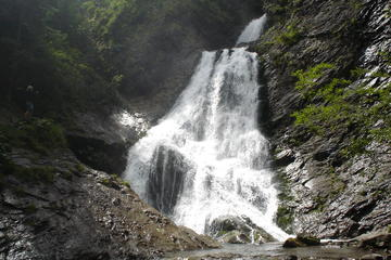 Bridal Veil Falls Rachitele - 1 day ...
