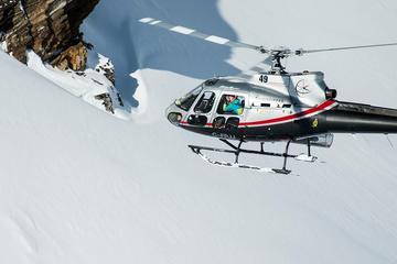 Comox Glacier Helicopter Tour