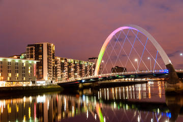 Glasgow at Night Private Tour