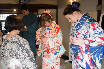 A Complete Kimono Experience in Nara