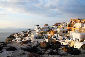 Santorini local private tour for small group