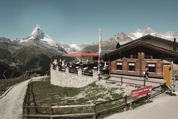 Billet til Sunnegga-liften i Zermatt