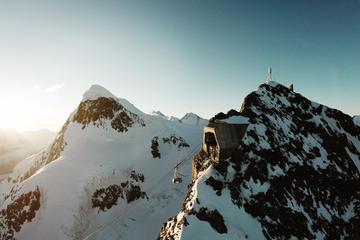 Eintrittskarte zum Matterhorn glacier...