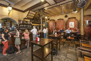 Authentic Seville Tapas and Wine...