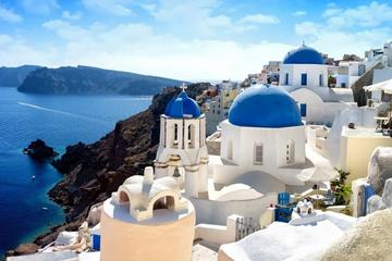 Santorini Highlight Private Tour 6 hours