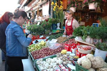 Wiener Naschmarkt, kulinarische Tour