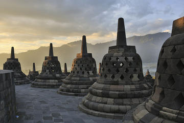 Private Tour: Full Day Borobudur, Prambanan,Sunset at Ratu Boko Including Ramayana Ballet at Prambanan