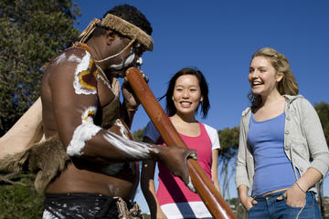 Aboriginal Cultural Cruise and Tour on Sydney Harbour