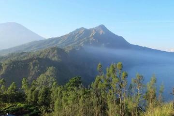 Small-Group Batur Caldera Trekking And Natural Hot Spring Tour