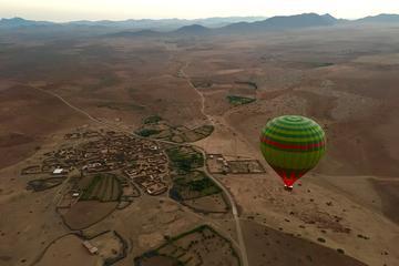 Marrakech Hot Air Balloon Sunrise Flight with Berber Breakfast