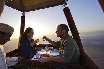Private Hot Air Balloon Flight with...