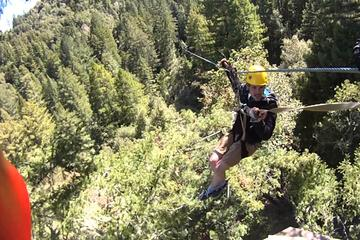 Horseback Riding and Zip Lining in...