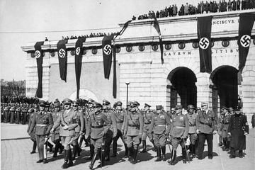 Historical Hitler Walking Tour of
