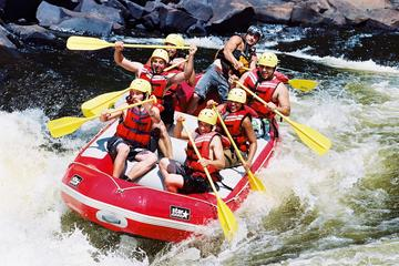 Book Half-Day White Water Rafting on the Rouge River on Viator