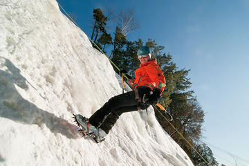 Book Tremblant Ice Climbing School on Viator