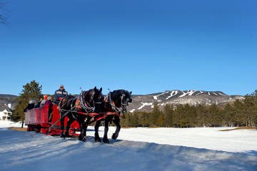 Book Tremblant Sleighride on Viator