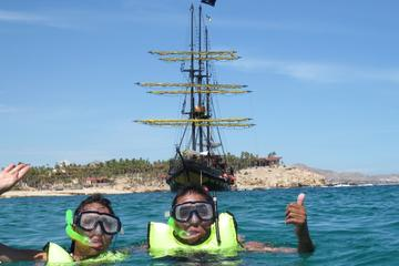 Pirate Ship Snorkel and Lunch Cruise in Los Cabos