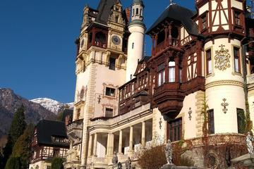 Day tour from Brasov to Peles Castle...