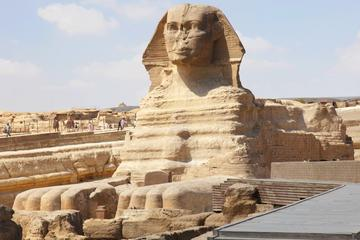Day Tour to Giza Pyramids, Saqqara and Dahshur