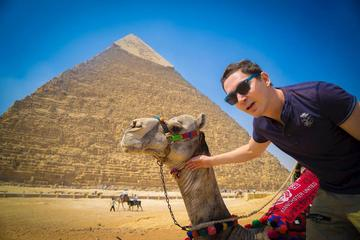 Private Tour to explore Giza Pyramids - Saqqara -Memphis