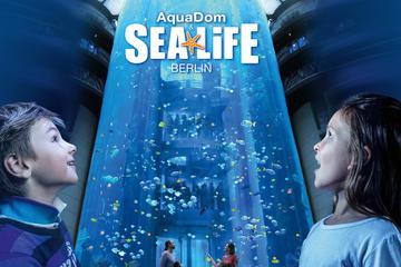 Keine Warteschlangen: Eintrittskarte für Sea Life