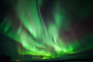 Finnish Rovaniemi Fantasy chase light 3 days tour