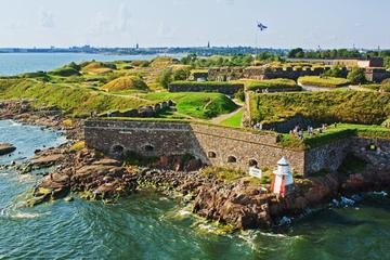 Helsinki and Suomenlinna Sightseeing Tour