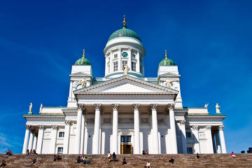 Helsinki Layover Sightseeing Coach Tour from Airport Transfers