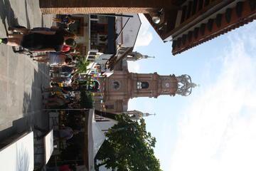 Walking City tour- Puerto Vallarta