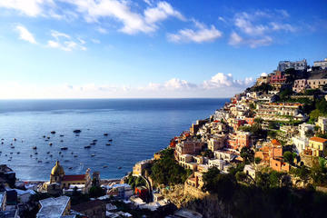 3-Day Sorrento, Amalfi Coast, Capri, and Pompeii Tour from Rome