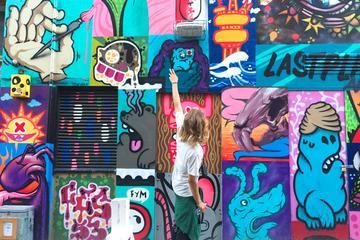 Street Art Walking Tour of Rotterdam