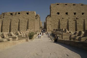 Private Day Tour to Luxor from Aswan with Lunch