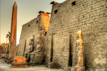 Private Day Tour to the East Bank of Luxor Karnak and Luxor Temples