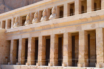 Private Full Day Tour to Luxor's West Bank Monuments
