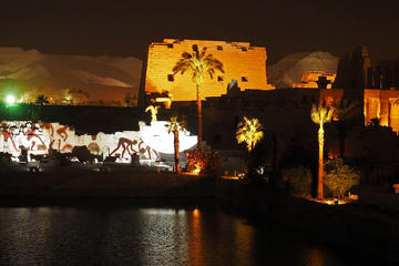 Sound and Light Show in Karnak Temple with Private Transfer