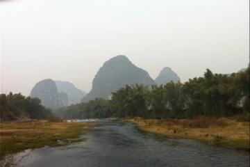 Private 7-days Cycling Trip in Yangshuo  from Guilin