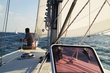 Private Morning Sail on Lake Michigan