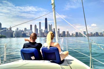 Private Morning Sail on Lake Michigan